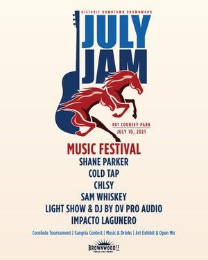 July Jam