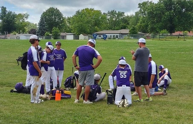 Canton 14U TimbukTech Baseball team is pictured during the Limestone Tournament held last weekend.