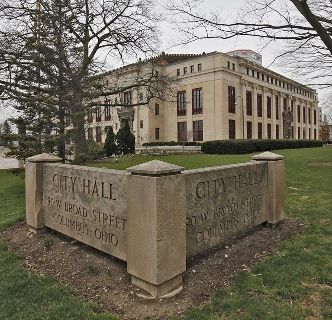Columbus City Council will resume in-person public meetings on Monday, but with limited public seating and while urging residents to submit testimony on non-zoning issues online instead of in-person.