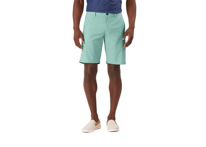 Chip Shot IslandZone Oxford shorts, $110 at Tommy Bahama