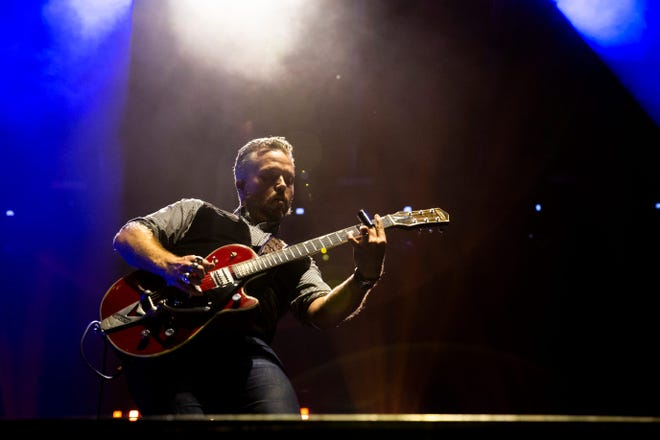 Jason Isbell's thrice-delayed concert in St. Augustine is scheduled to take place Sunday.