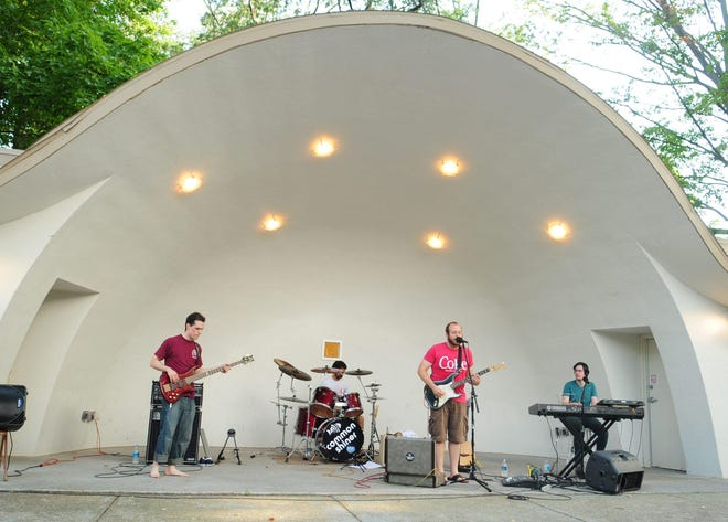 """Zeeland will host its annual """"Soundz of Summer"""" concert series in Lawrence Park throughout the month of July."""