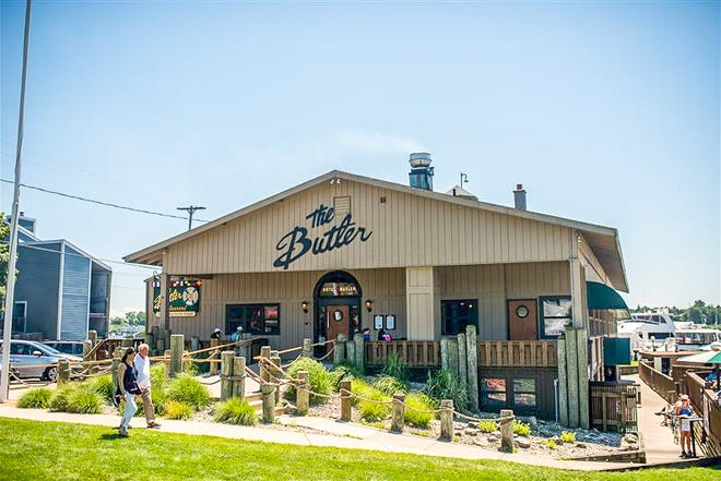 The Butler of Saugatuck has been purchased by RedWater Restaurant Group. The restaurant, one of the area's oldest, has been in the same family for six decades.