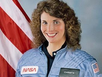 The Framingham History Center will produce the CHALLENGER: Soaring with Christa presentation at 10 a.m. July 15.