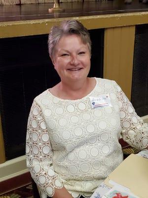 Dr. Priscilla Mondt spoke on Jun.27, the American Legion Auxiliary in Neosho.