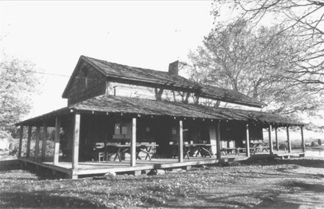 Freels Bend Cabin was built and then remodeled during the 1800s by the Freels family of Anderson County. It has maintained its historical significance all these years and now resides on Department of Energy property.