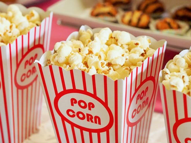The Lyric Theater will provide popcorn for moviegoers for the upcoming Movies in the Park in Harbor Springs.