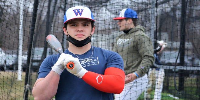 Cam MacDonald, a 2021 graduate of Winnacunnet High School, was named Gatorade New Hampshire Baseball Player of the Year this week.