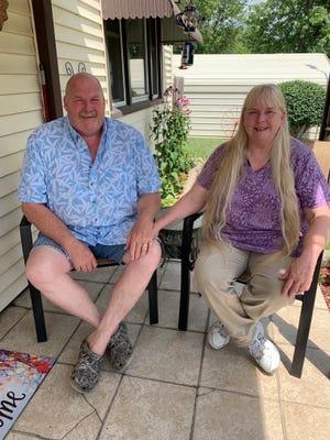 William and Deborah Day