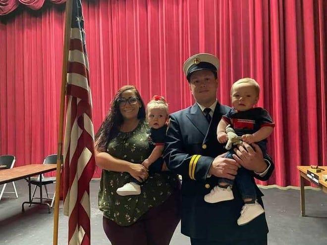Alliance Fire Department Captain Brian Lamm