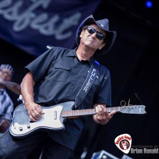 Ray Fuller and the Bluesrockers are headlining Friday at the Canton Blues Fest at Centennial Plaza in downtown Canton. The event continues on Saturday with The Sonny Moorman Group headlining.