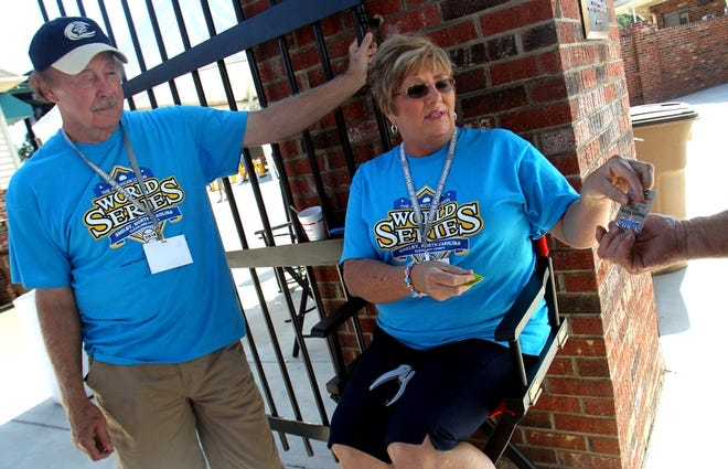 American Legion World Series is looking for volunteers to work as gatekeepers, concession stand workers and ushers.