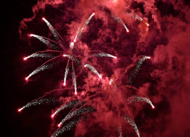 Unlike last year, when shows were canceled because of the pandemic, fireworks will be bursting all over Southwest Florida this year on the Fourth of July.