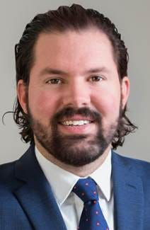 Adam Kohlrus, assistant vice president of quality, safety and health policy for the Illinois Health and Hospital Association
