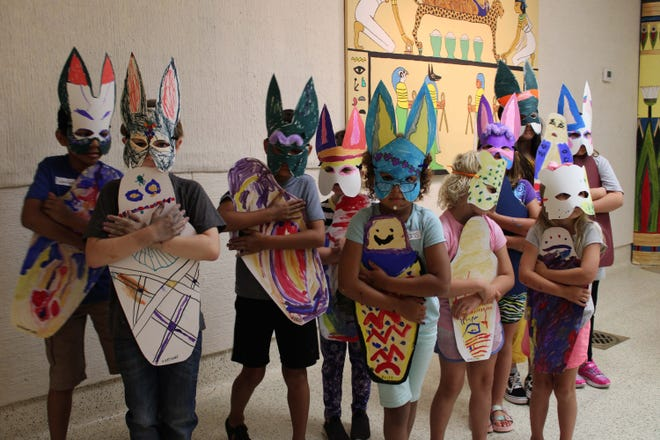 MGMOA summer art programs are available.