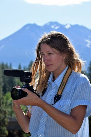 """Autie Carlsile features Siskiyiou County people just doing their thing in a short film series called """"Shasta Stories."""""""