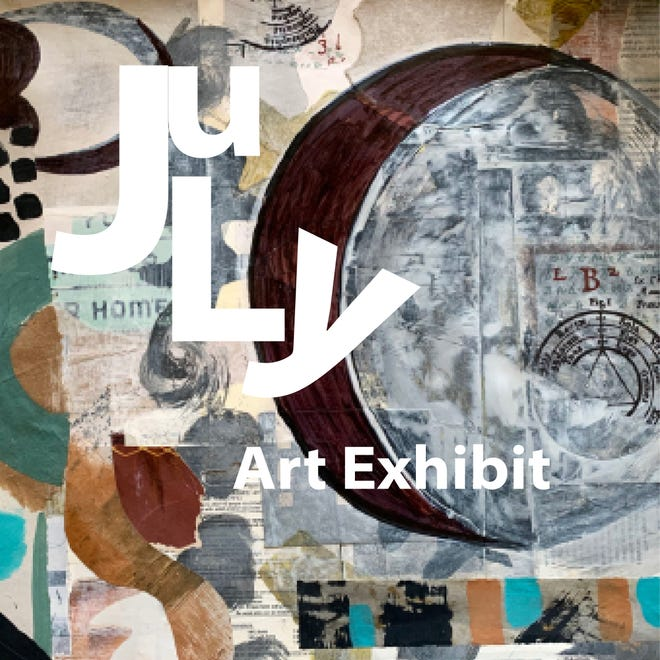 Art Wayland's summer exhibit will run through July 31 at the W Gallery. A meet and greet with the artists will be held 1-2 p.m. July 11.