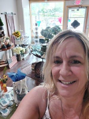 Debbie Cottam, owner of Shrewsbury Country Shoppe.