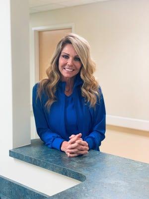 Zoe Kyramarios is aclinical nurse manager forRockledge Regional Medical Center