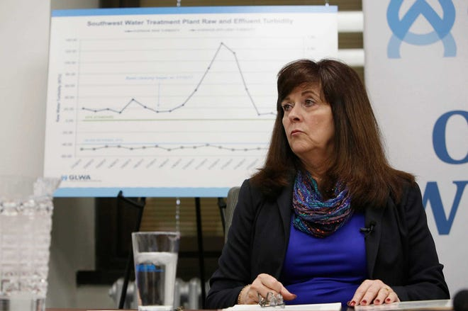 Sue McCormick is the Chief Executive Officer for Great Lakes Water Authority.