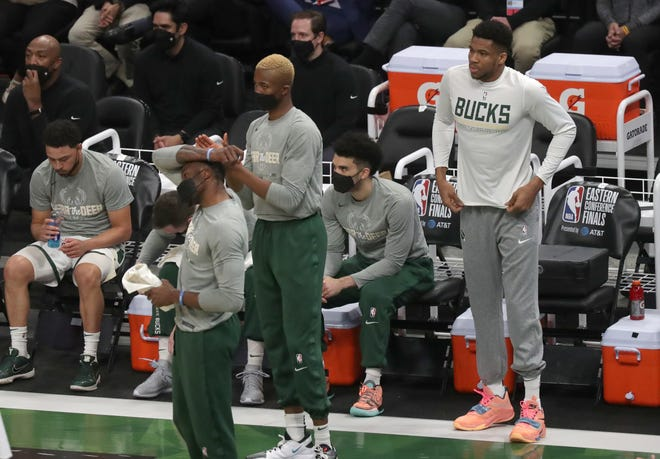 Stars Giannis Antetokounmpo Doubtful Trae Young Questionable For Game 6