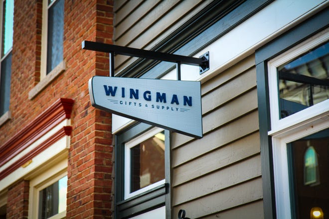 Wingman Gifts & Supply in Delafield is expected to open later in July.