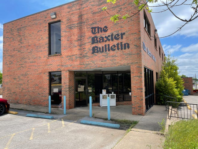 The Baxter Bulletin has been sold to Phillips Media Group.