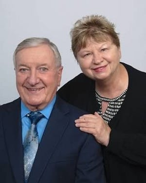 Dr. George and Mary Zochowski
