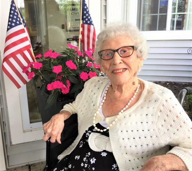 Canton resident Bonita Gibson turns 110 years old on July 4.