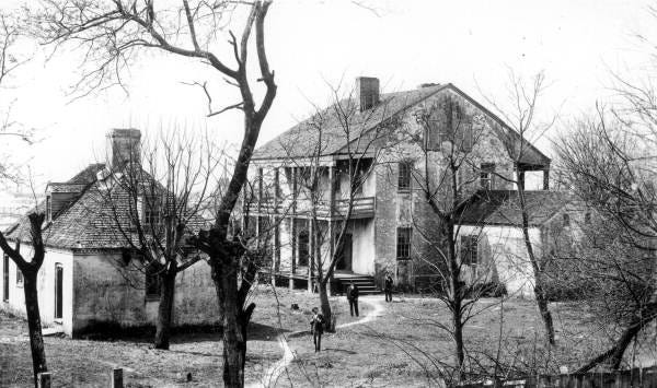 Panton, Leslie and Company and its successor, the John Forbes Company, was a major house of commerce in Spanish Florida in the 1780s and onward.