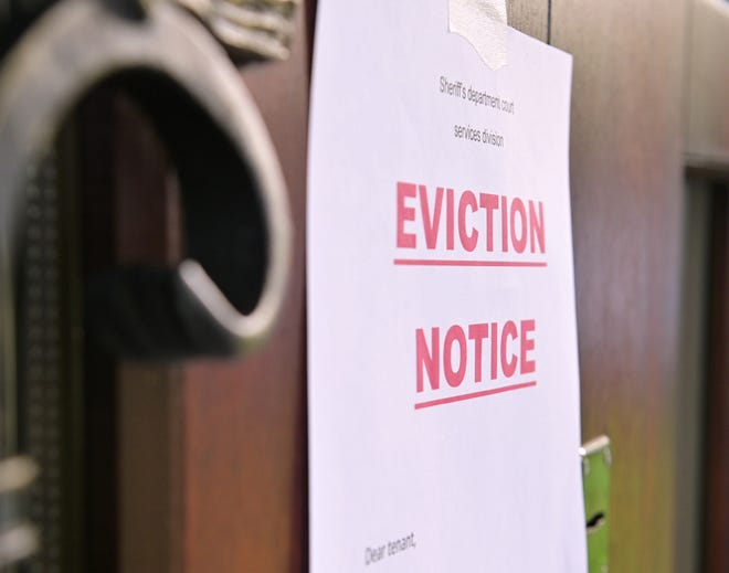 A new targeted eviction moratorium issued last week by the Centers for Disease Control includes areas like Alamance County where community transmission rates of COVID-19 are substantial.