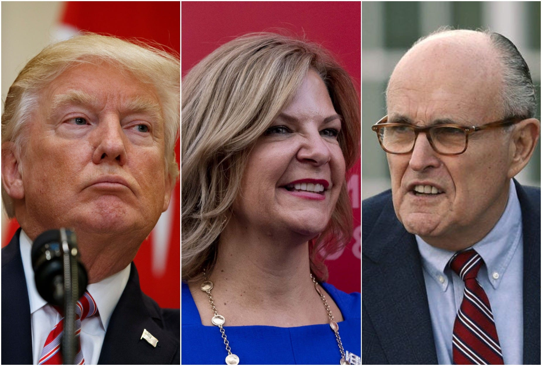 Trump allies leave voicemail messages for Maricopa County supervisors