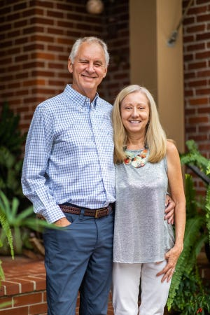 Kelly and Laurie Dozier, owners of Mad Dog Construction, committed to match, dollar for dollar, every donation to LeMoyne's Art for Always up to a maximum of $250,000.