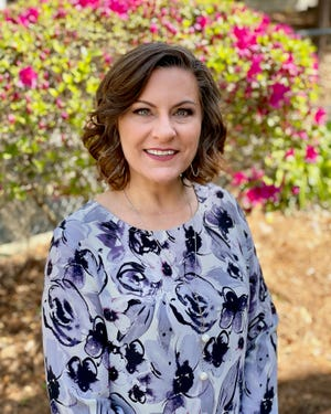 """Stacy Skinner: """"My advice for others going though breast cancer treatment, lymphedema therapy or any healthcare journey is to advocate for the best care."""