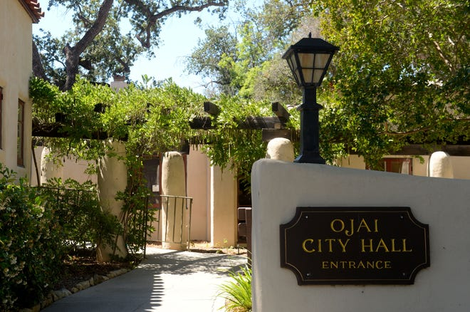 Ojai City Hall on Friday, July 02, 2021.