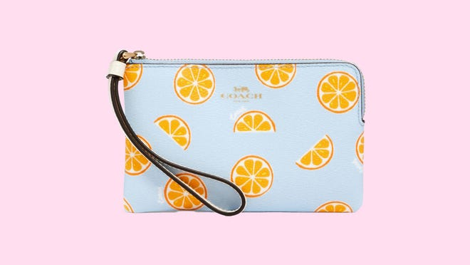 This wristlet can be yours for less than $25—that's more than 65% off!