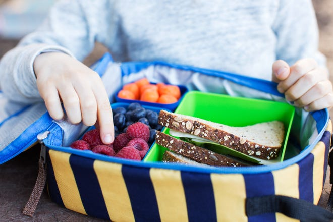 After you get the main components out of the way, you can free yourself to have fun and bring a little excitement to your kid's lunchbox.