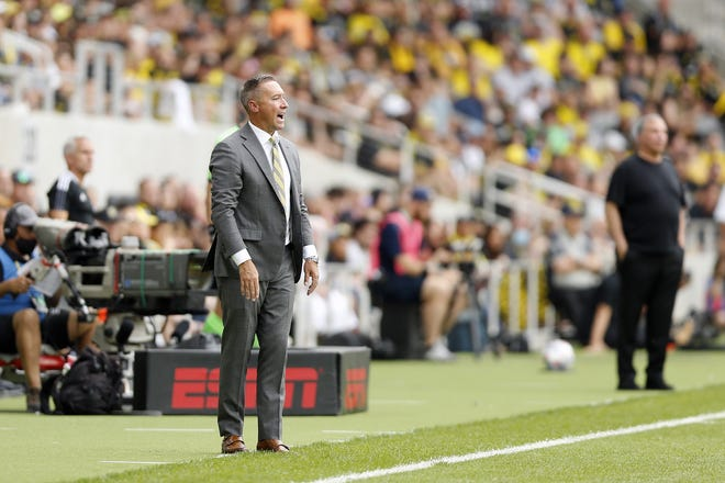 Coach Caleb Porter hopes the Columbus Crew doesn't overlook an Atlanta United Squad that has scored just three goals in its last six games.