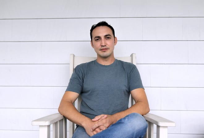 Jonathan Goyer, a recovering addict who serves as an adviser to the Governor's Overdose Prevention and Intervention Taskforce, supports the move toward legalizing safe injection sites.