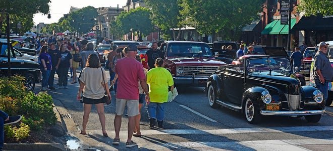 The latest First Friday event in downtown Gadsden will be held this week.