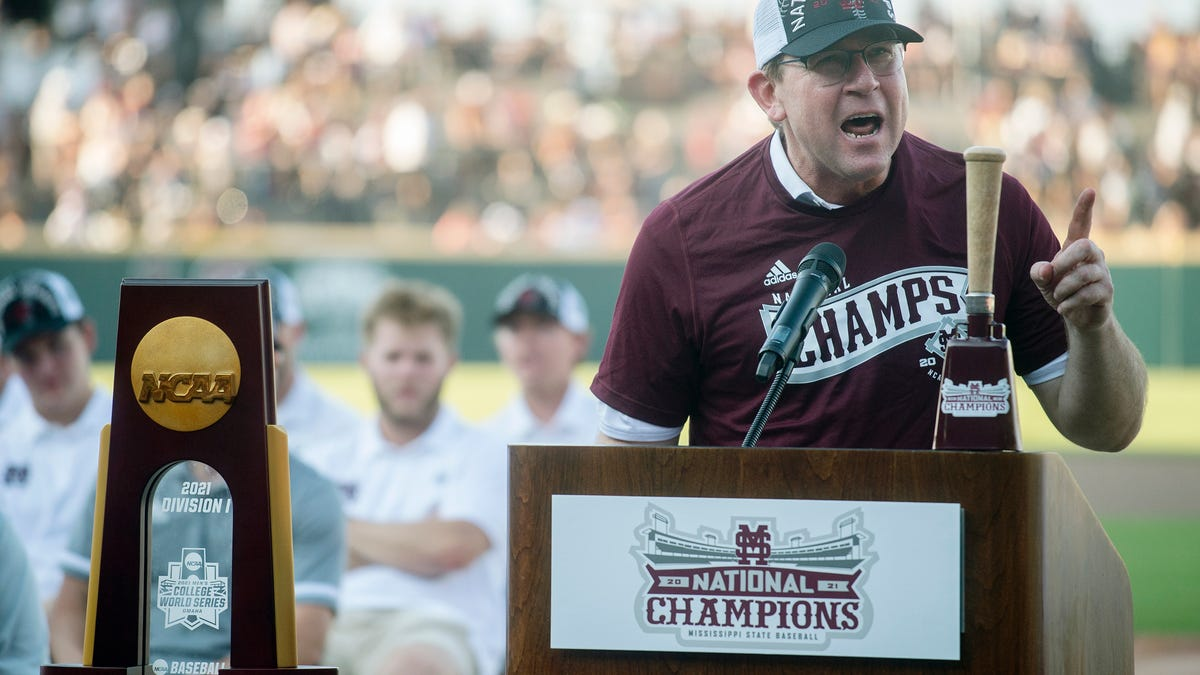 John Cohen's championship chase as Mississippi State baseball player, coach finally fulfilled as AD