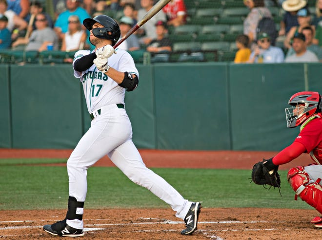 Leo Seminati is in his third season of professional baseball since leaving his native Italy to join the Reds organization in 2018.