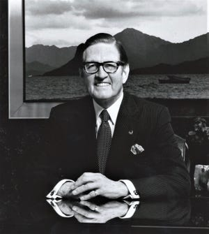 Paul Miller, who was a 1925 graduate of Pawhuska High School, went on to become the top executive at the Associated Press and the Gannett Company. He was a leading figure in 20th century U.S. journalism.
