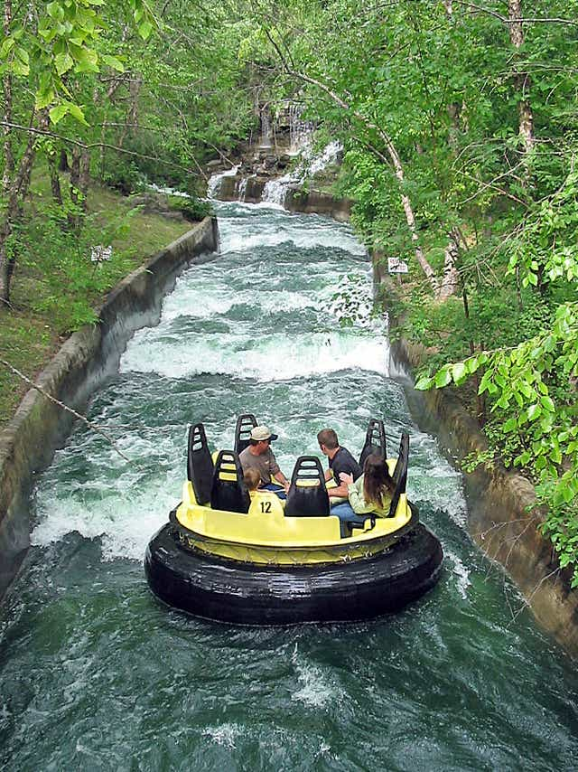 Adventureland Death What We Know About Boy Killed Raging River Ride