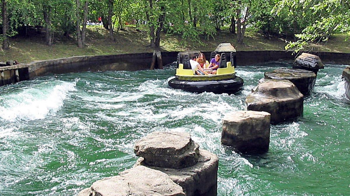 Adventureland Death 1 Killed After Raging River Accident In Iowa