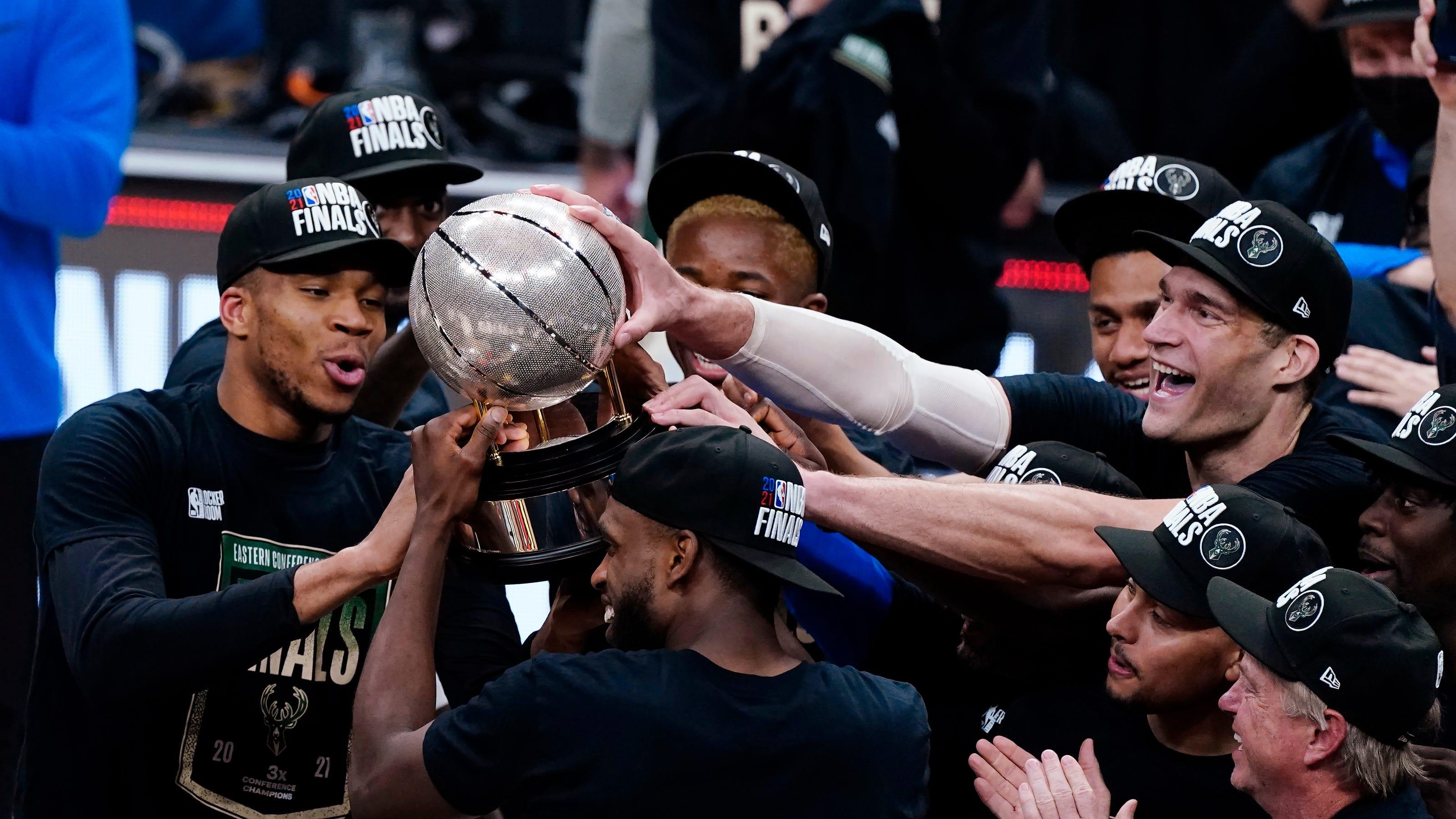 Milwaukee Bucks advance to first NBA Finals since 1974