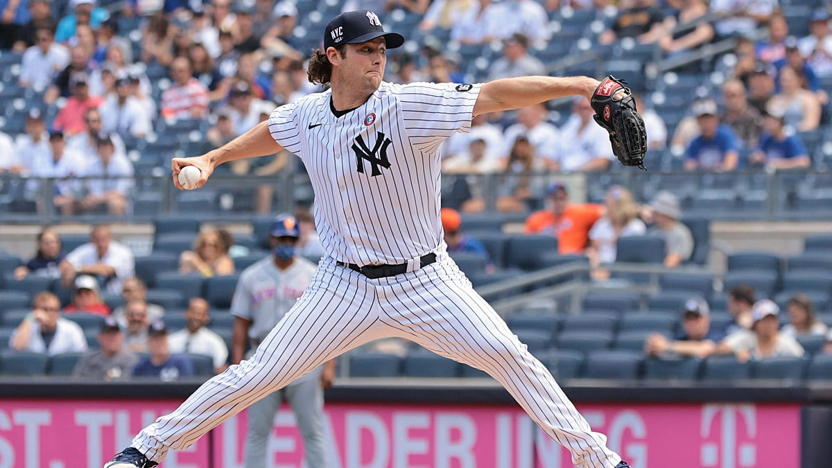 New York Yankees, Los Angeles Angels announce Monday night lineups