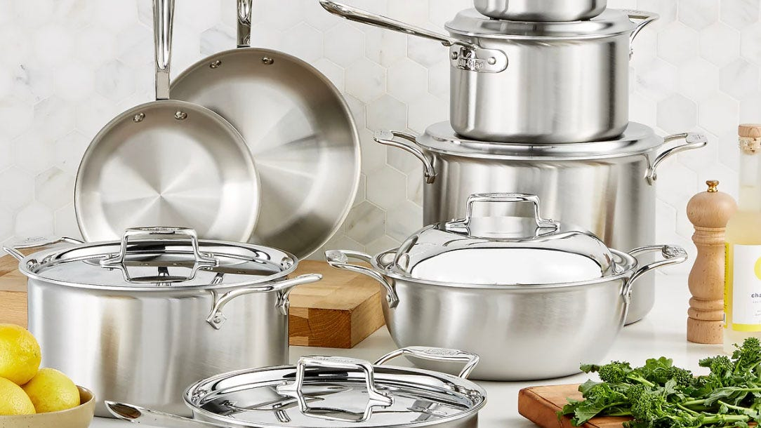 Macy s 4th of July sale: All-Clad cookware is more than 40% off right now