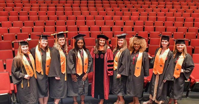 For the sixth straight year, 100 percent of graduates from the USC Salkehatchie-based Bachelor of Science in Nursing program passed the NCLEX on their first attempt.