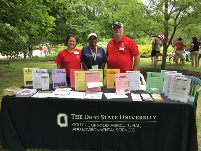 Master gardener volunteers extend the resources of OSU's College of Food, Agricultural and Environmental Sciences.